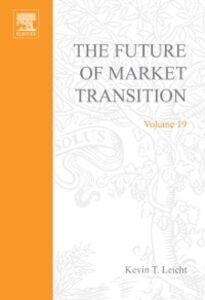 Foto Cover di Future of Market Transition, Ebook inglese di  edito da Elsevier Science