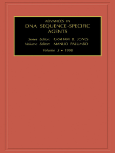Ebook in inglese Advances in DNA Sequence-specific Agents, Volume 3 -, -