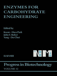 Ebook in inglese Enzymes for Carbohydrate Engineering