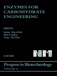 Ebook in inglese Enzymes for Carbohydrate Engineering -, -