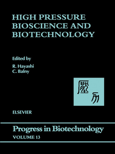 Ebook in inglese High Pressure Bioscience and Biotechnology -, -