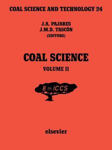 Ebook in inglese Coal Science Pajares, J.A. , Tascón, Juan M.D.