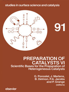 Ebook in inglese Preparation of Catalysts VI -, -