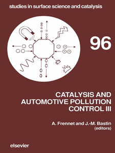 Ebook in inglese Catalysis and Automotive Pollution Control III -, -