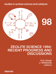 Ebook in inglese Zeolite Science 1994 -, -