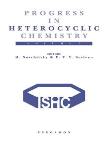 Ebook in inglese Progress in Heterocyclic Chemistry, Volume 7 AAA, E. F. V. , Suschitzky, H.