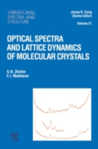 Ebook in inglese Optical Spectra and Lattice Dynamics of Molecular Crystals -, -
