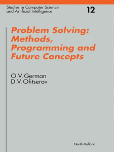 Ebook in inglese Problem Solving German, O.V. , Ofitserov, D.V.