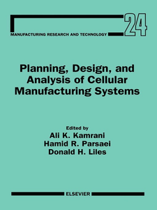 Ebook in inglese Planning, Design, and Analysis of Cellular Manufacturing Systems -, -
