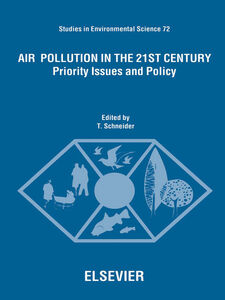 Ebook in inglese Air Pollution in the 21st Century Schneider, T.