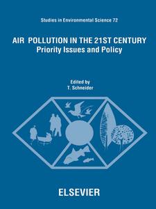 Ebook in inglese Air Pollution in the 21st Century Schneider, T.