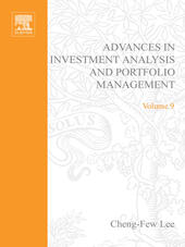 Advances in Investment Analysis and Portfolio Management, Volume 9