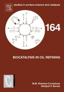 Ebook in inglese Biocatalysis in Oil Refining -, -