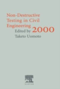 Ebook in inglese Non-Destructive Testing in Civil Engineering 2000 Uomoto, T.
