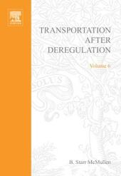 Transportation After Deregulation