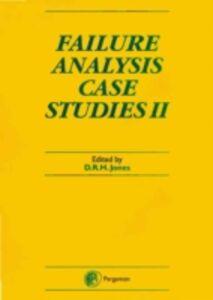 Ebook in inglese Failure Analysis Case Studies II Jones, D.R.H.