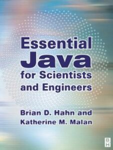 Ebook in inglese ESSENTIAL JAVA FOR SCIENTISTS AND ENGINEERS MAL, HAHN &