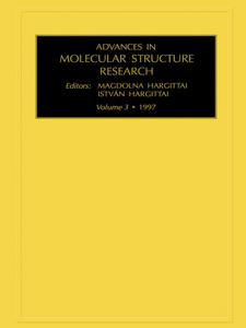 Ebook in inglese Advances in Molecular Structure Research, Volume 3 -, -