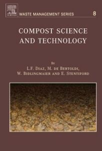 Foto Cover di Compost Science and Technology, Ebook inglese di  edito da Elsevier Science