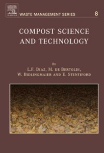 Ebook in inglese Compost Science and Technology -, -