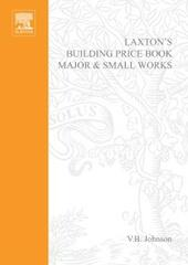 Laxton's Building Price Book 2002