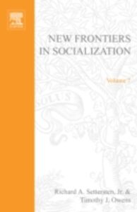 Ebook in inglese New Frontiers in Socialization