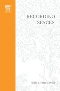 Ebook in inglese Recording Spaces Newell, Philip