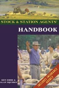 Ebook in inglese Stock & Station Agents' Handbook Emms, Ken , Squires, Alan