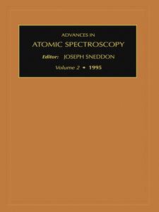 Ebook in inglese Advances in Atomic Spectroscopy, Volume 2 Sneddon, J.