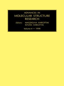 Ebook in inglese Advances in Molecular Structure Research, Volume 4 Hargittai, I. , Hargittai, M.