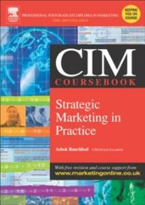 Ebook in inglese CIM Coursebook 04/05 Strategic Marketing in Practice Ranchhod, Ashok