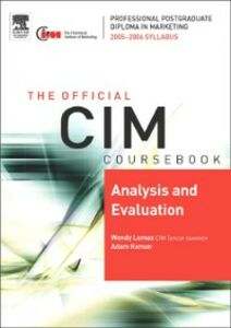 Foto Cover di CIM Coursebook 05/06 Analysis and Evaluation, Ebook inglese di Wendy Lomax, edito da Elsevier Science