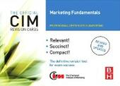 CIM Revision Cards Marketing Fundamentals