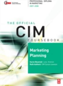 Ebook in inglese CIM Revision Cards Marketing Planning Beamish, Karen