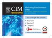 CIM Revision Cards: Marketing Fundamentals 04/05