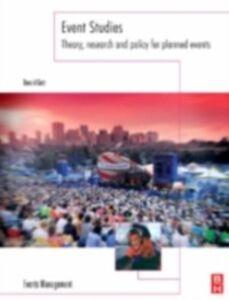 Ebook in inglese Event Studies Getz, Donald