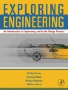 Foto Cover di Exploring Engineering, Ebook inglese di AA.VV edito da Elsevier Science