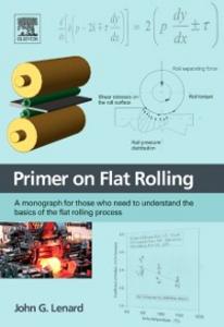 Ebook in inglese Primer on Flat Rolling Lenard, John G.