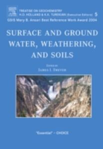 Foto Cover di Surface and Ground Water, Weathering, and Soils, Ebook inglese di  edito da Elsevier Science