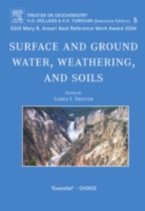 Ebook in inglese Surface and Ground Water, Weathering, and Soils -, -