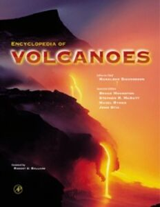 Ebook in inglese Encyclopedia of Volcanoes Houghton, Bruce , McNutt, Steve , Rymer, Hazel , Sigurdsson, Haraldur