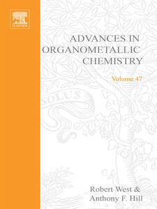 Foto Cover di Advances in Organometallic Chemistry, Ebook inglese di  edito da Elsevier Science