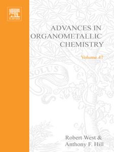 Ebook in inglese Advances in Organometallic Chemistry -, -
