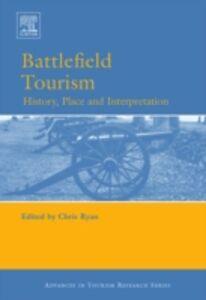 Ebook in inglese Battlefield Tourism