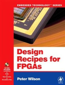 Ebook in inglese Design Recipes for FPGAs: Using Verilog and VHDL Wilson, Peter