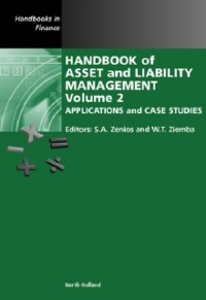 Ebook in inglese Handbook of Asset and Liability Management -, -