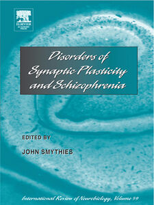 Ebook in inglese Disorders of Synaptic Plasticity and Schizophrenia -, -