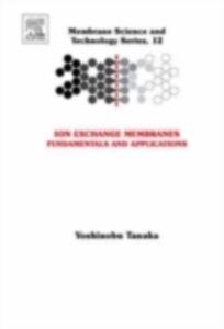 Ebook in inglese Ion Exchange Membranes Tanaka, Yoshinobu