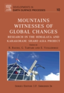 Ebook in inglese Mountains: Witnesses of Global Changes -, -