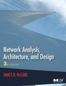 Ebook in inglese Network Analysis, Architecture, and Design McCabe, James D.